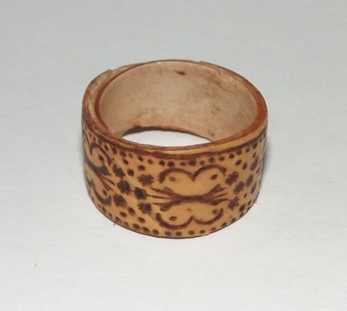 "Fingerring klein ""14"""